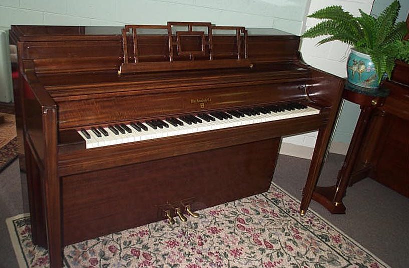 Piano types ages and sizes for Small size piano
